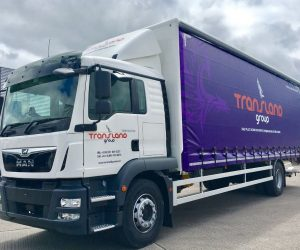 Man TGM curtainside