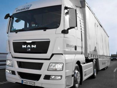 Man TGM curtainside L