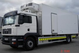 TGM 18 Tonne Fridge Truck