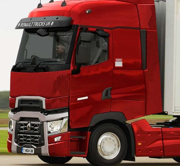 Renault T High