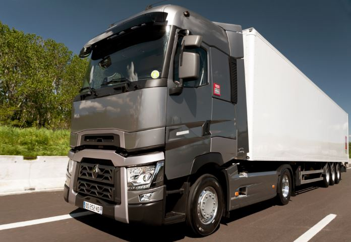 92e5a6c78d New Right Hand Drive Renault T High Truck Released In Ireland   UK ...