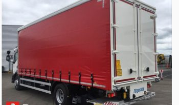 Renault D14.240 14 Tonne Curtain full
