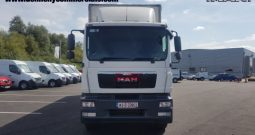 MAN TGM 18.250 4 X 2 Rigid Curtainsider