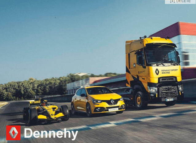 Renault T High 520 6 X 2 Ltd Edition Sport Racing full