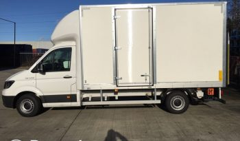 MAN TGE LWB Box Body 180BHP full