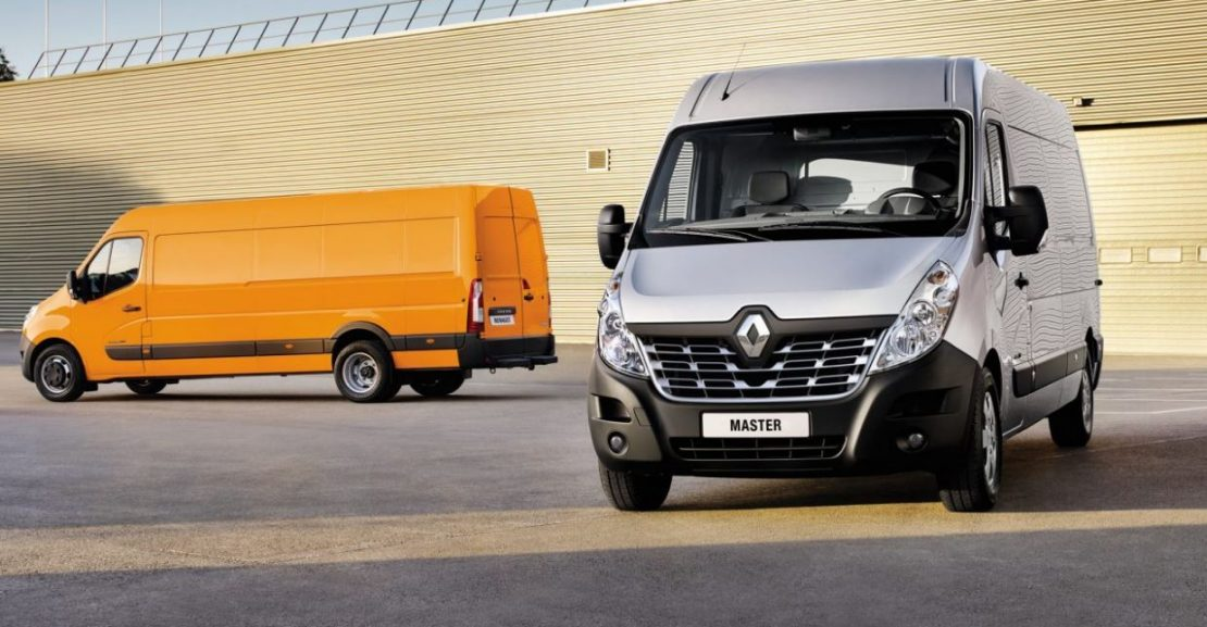 Renault Master Gallery 1